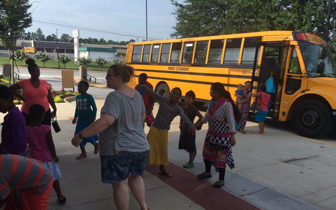 "July 23rd Star C Kids Get ""School Ready"" with Oakhurst"